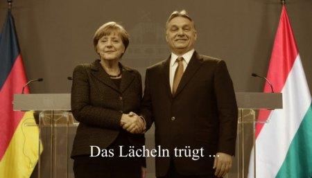 Orban Merkel