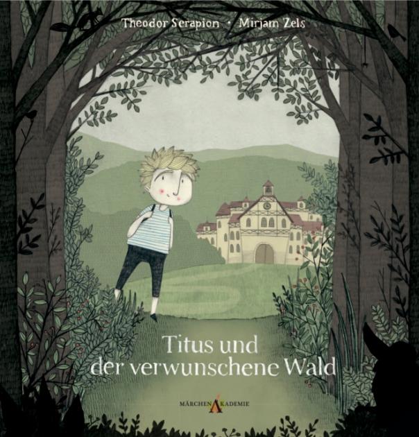 titus-und-der-verwunschene-wald-titelbild