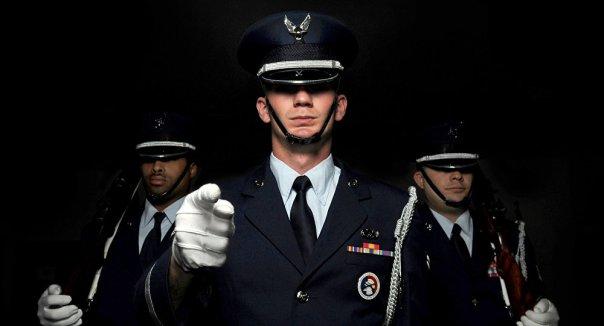 us-air-force-soldaten