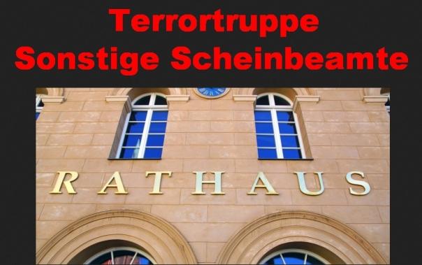 Terrortruppe Sonstige Scheinbeamte