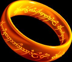 """Mag als Symbol der Serie dienen: stehend für den Ring aus Tolkiens Roman """"Herr der Ringe"""" (Foto: Wikpiedia)"""