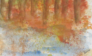 Herbstwald_Aquarell_small