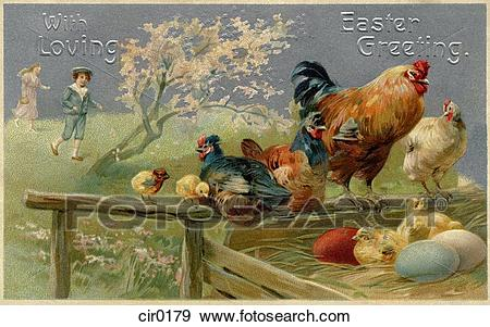 a-altmodisch-osterbilder-postkarte-stock-illustration__cir0179