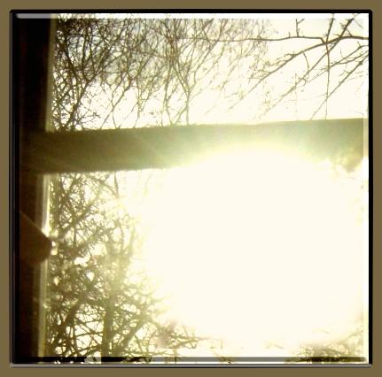 Fenster_Morgensonne